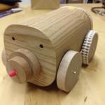 Raspberry Pi Mogura Robot