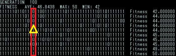 遺伝的アルゴリズム sample 003